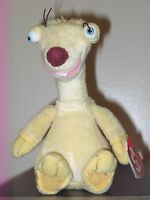 Ty Beanie Baby Sid The Sloth (ice Age 3 Movie) Mint With Mint Tags