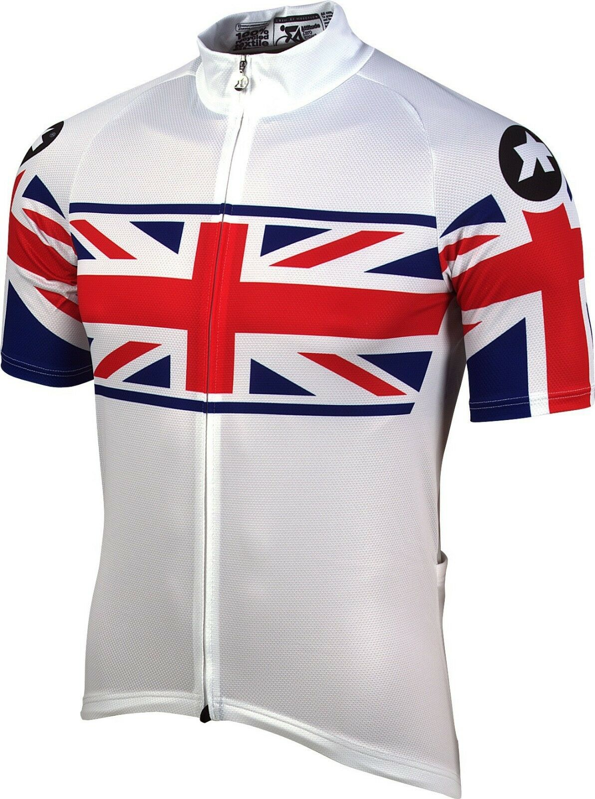 Assos SS.neoPro United Kingdom Jersey Size Small