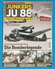 Flugzeugclassic Extra 2020 Junkers JU 88 Teil 1  ungelesen 1A  abs. TOP