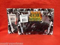 Reaction Innovations Twerk (6/pk) (4) Tw-002 Black/red (2 Pk)