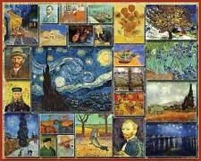 Jigsaw puzzle Renaissance Art Vincent Van Gogh 1000 piece NEW Made in USA