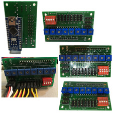 Arduino Nano V3 Shield with Pots, Switches, Servo-Connectors