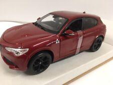 Alfa Romeo Stelvio BURAGO 1:24 BU21086R