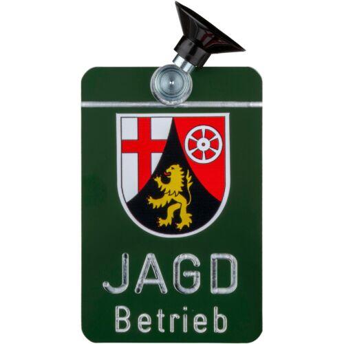 Gmünder Autoschild /'/'Jagdbetrieb/'/' PKW Schilder NEU Dr