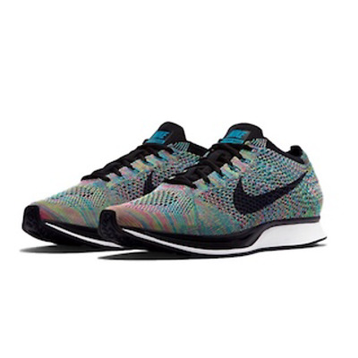 96652c221c05b ... wholesale nike flyknit racer multicolor 2.0 unisex trainers 526628 304  sizes u.k 8 12 bf7d0 92b4d