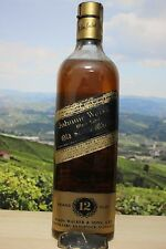 Johnnie Walker Black Label 12 Years old Scotch Whisky John Walker & Sons Ltd.