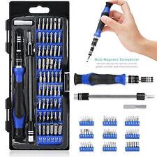 58 IN 1 Repair Tool Kit Precision Small Screwdriver Set 54 Bit Magnetic Driver