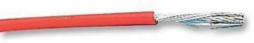 24 AWG LiY 0.25 mm² Per M//FT LAPP KABEL 4126104S Stranded Single Core Red