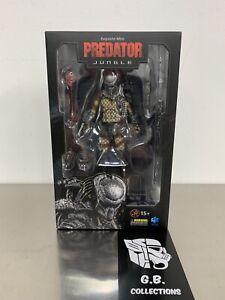 Hiya-Toys-Predator-Jungle-Predator-1-18-Scale-Action-Figure-New-Sealed