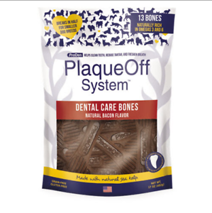ProDen PlaqueOff® Dental Bones (Bacon)