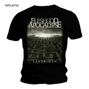 Official-T-Shirt-Fleshgod-Apocolypse-LABYRINTH-Death-Metal-All-Sizes