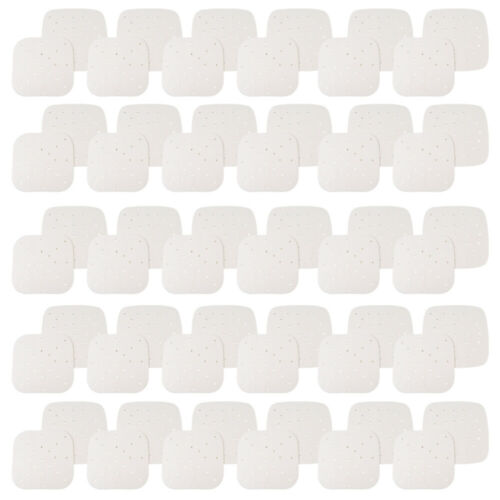100Pcs Air Fryer Paper Liners Parchment Pans Baking Accessories Non-stick 7.5/'/'