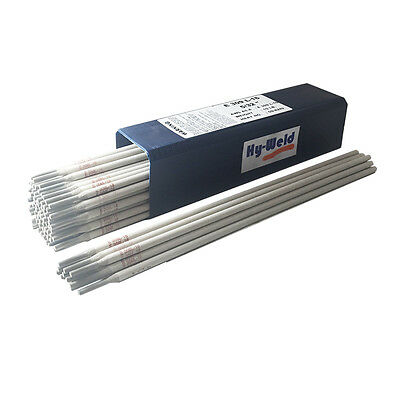 """E316L-16 5//32/"""" x 14/"""" 5 lbs Stainless Steel Electrode 5 LBS"""