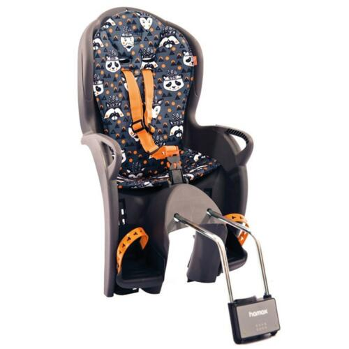 Hamax Fahrrad Kindersitz Gepäckträger Hinten Relax Kinder Fahrradsitz 9 Monate