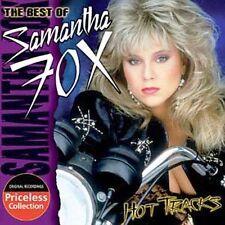 Hot Tracks-Best of Samantha Fox