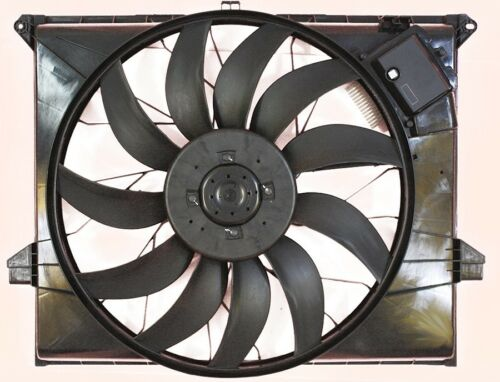 Dual Radiator and Condenser Fan Assembly-Fan Assembly APDI 6010004