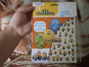 CLOSEOUT-SALE-Imported-From-USA-Minions-Easter-Eggcessory-Kit-2