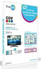 FRANSAT HD UHD 4K MODUL CAM CI+ 1.3 VIACCESS KARTE TNT SAT KOMPATIBLE MIT BIS TV