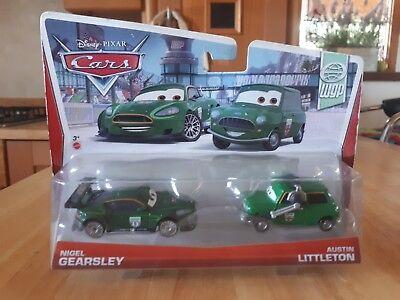 DISNEY//PIXAR CARS 2-WGP-,NIGEL GEARSLEY /& AUSTIN LITTLETON