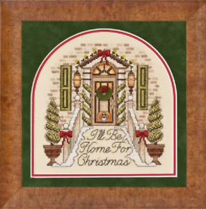 GLENDON-PLACE-Cross-Stitch-Pattern-Chart-I-039-LL-BE-HOME-FOR-CHRISTMAS