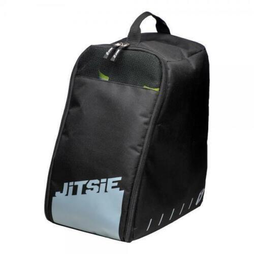 JITSIE TRIALS BIKE BOOTS BAG BLACK OFFROAD