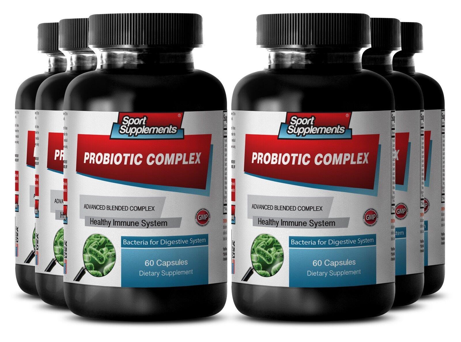 Yogurt - Probiotic Complex 40 Billion CFUs - Gastrointestinal Health Pills 6B