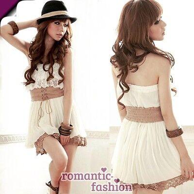♥Sexy Partykleid, Abendkleid, Sommerkleid mit Gürtel Größe 32-38+NEU+SOFORT♥