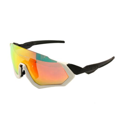 Transition Polarized Cycling Goggles 3 Lens Kit UV400 Bicycle MTB Sunglasses
