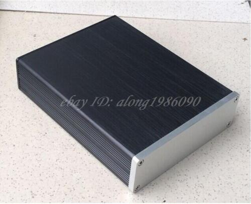 QF1304 Aluminum mini Power amp Enclosure Power supply box //case DIY   L153-28