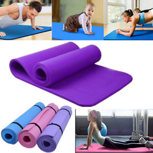 6-10mm-Non-slip-Yoga-Mat-Health-Lose-Weight-Fitness-Durable-Thick-Exercise-Pad