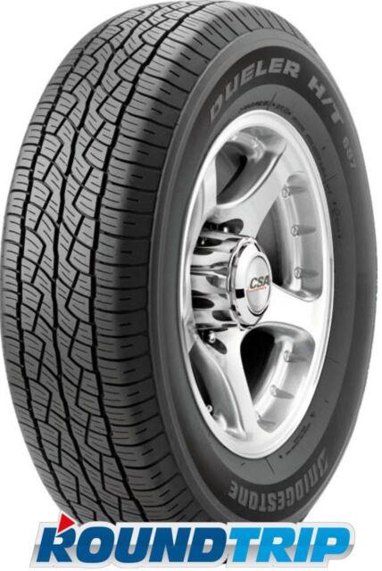 Bridgestone Dueler H/T 687 235/55 R18 99H M+S
