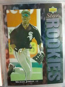1994 Upper Deck #19 Air Michael Jordan Chicago White Sox Star Rookie MLB