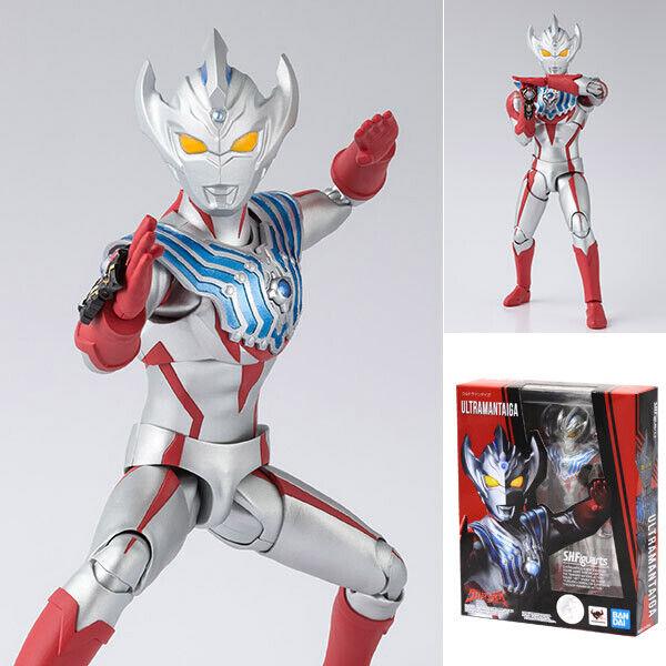 seller Figuarts Ultraman Taro action figure Bandai U.S S.H