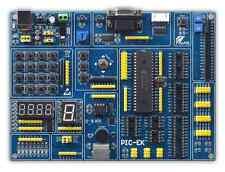 New PIC development board PIC-EK comes + PIC16F74