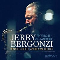Jerry Bergonzi - Spotlight On Standards [new Cd] on Sale