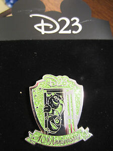 Disney-D23-Anniversary-Pin-Series-MONSTER-039-S-INC-10TH-Mike-Sulley