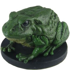 D&D Dungeons & Dragons Miniatures Storm King's Thunder Giant Frog #8
