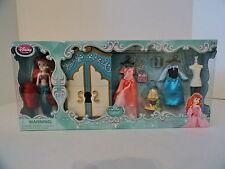 The Little Mermaid PRINCESS ARIEL Mini Doll Wardrobe Playset NIB DISNEY STORE