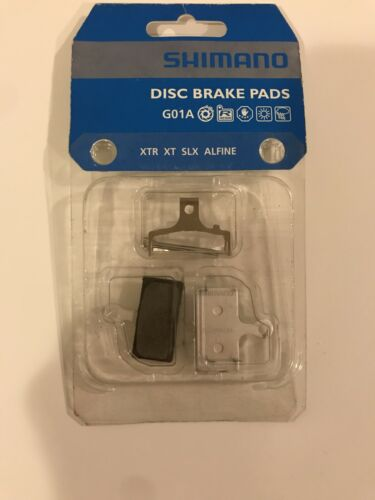 Shimano G01A XTR XT SLX Alfine Reisin Disc Brake Pad Set
