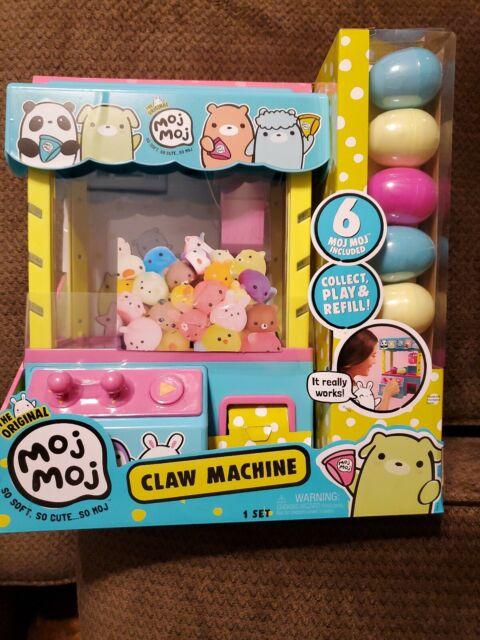 Moj Moj The Original Claw Machine with Lights & Sounds ...