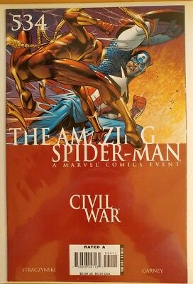 Civil War #1 001 Variant Edition Mini Mates  Marvel Comics vf//nm CB2776