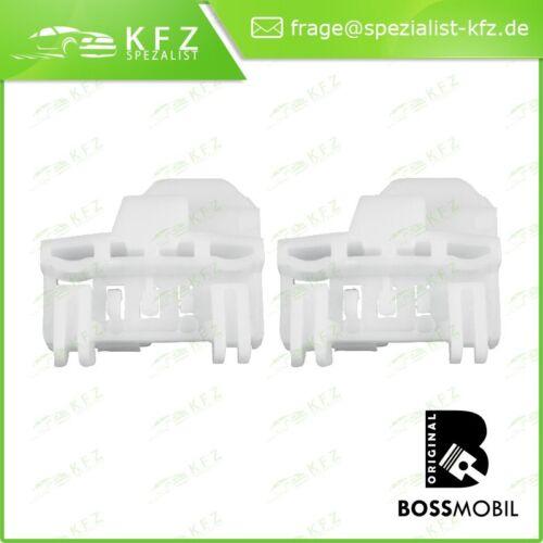 Seat Lève Vitre Kit De Réparation Avant Droit * NOUVEAU * Skoda bossmobil AUDI Orig VW