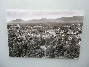 Ansichtskarte Aachern an d. Hornisgrinde 1957 - Eggenstein-Leopoldshafen, Deutschland - Ansichtskarte Aachern an d. Hornisgrinde 1957 - Eggenstein-Leopoldshafen, Deutschland