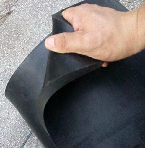 Rubber Sheet Strip Black Neoprene Gasket Length 0.2-1m Width 23cm Insulation