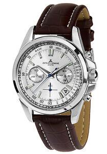 Jacques-Lemans-Man-039-s-Watch-Chronograph-Liverpool-Chrono-1-1830B