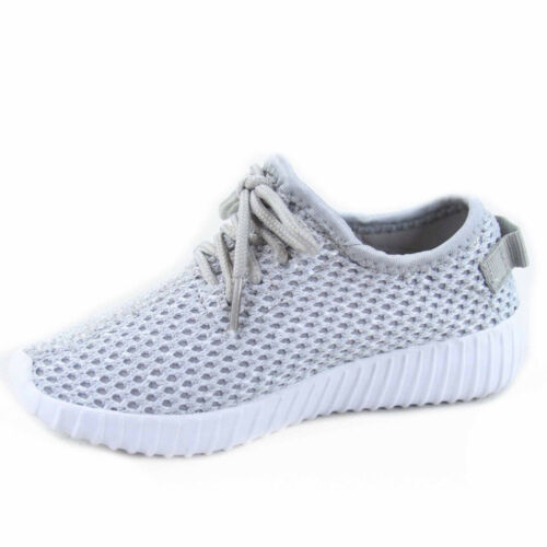 Youth Girl/'s Causal Lace UP Light weight Glitter Sneaker Shoes Size 9-4 New