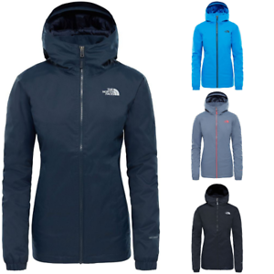 Details about THE NORTH FACE TNF Quest Insulated Wasserdichte Warme Kapuzenjacke Jacke Damen