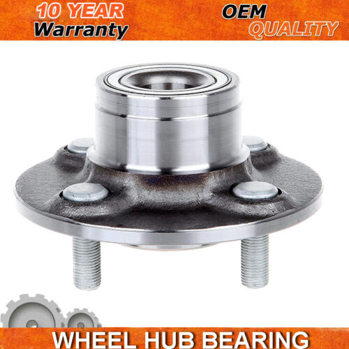2WD Rear Wheel Hub Bearing Assembly for 1995-1999 Nissan 200SX Sentra w//o ABS