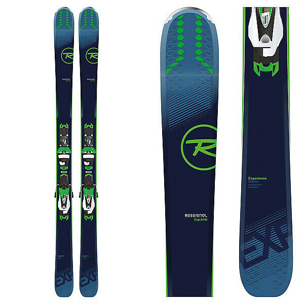 ROSSIGNOL Experience 84 AI Konect Skis + SPX 12 Konect Bindings All-Mountain NEW