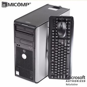 Dell-Optiplex-Tower-Computer-Core-2-Duo-3-0Ghz-4GB-250GB-Windows-10-Professional